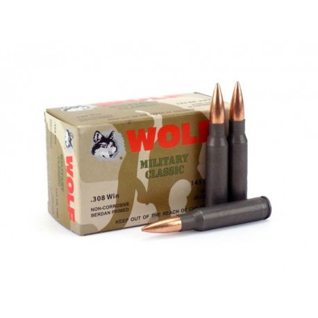 Wolf .308 Win. SP