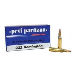 PPU 222 Remington SP