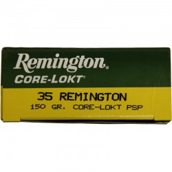 Remington 35 Rem. PSP