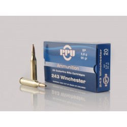 PPU 243 Winchester SP
