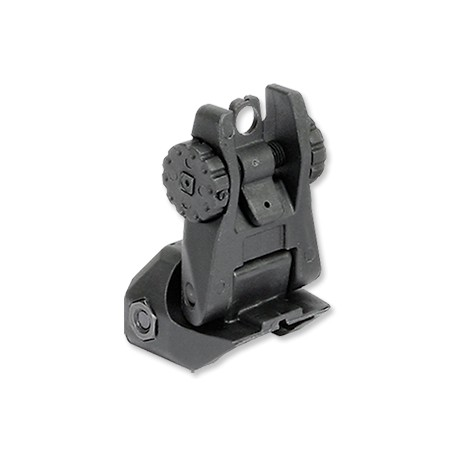 RRA AR-15 Flip-Up Rear Sight