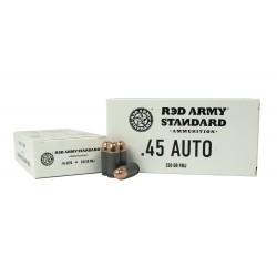Red Army Standard 45 ACP