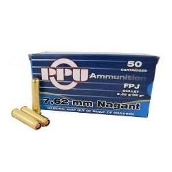 PPU Nagant 7.62mm