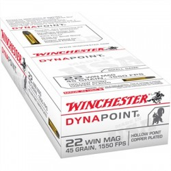 Winchester .22 Mag. HP