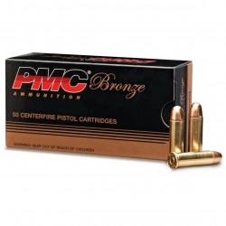 PMC .40 S&W 165 gr. FMJ-FP