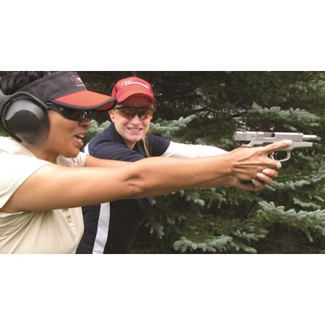 Women's Intro to NRA Basic Pistol