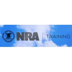 NRA Basic Pistol Shooting Course - Blended