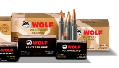 We Carry Wolf!